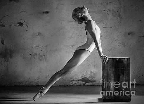 Ballet Stretch by Michael Edwards