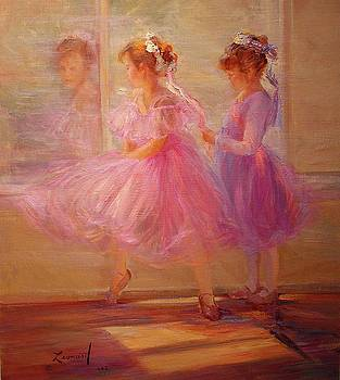 Ballet Time by Diane Leonard