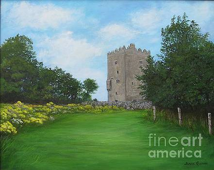 Ballinderry Castle by Janice Guinan