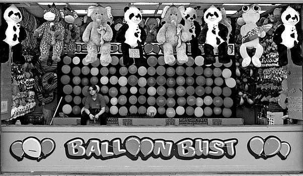 Balloon Bust by Steve Karol
