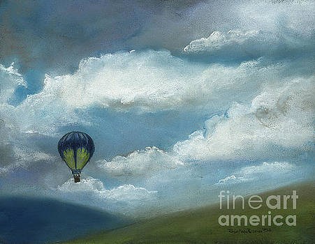 Balloon Dream  by Robin Maria Pedrero