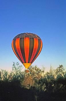 Gary Wonning - Balloon Launch