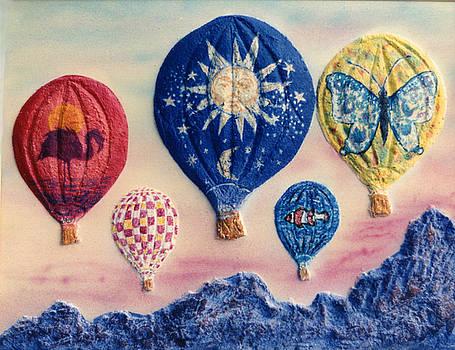 Balloon Ride by Dan Townsend