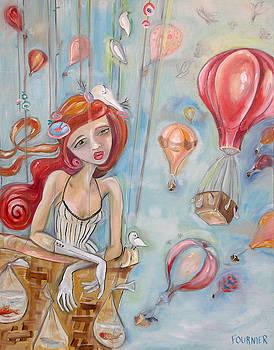 Balloon Ride by Jenna Fournier