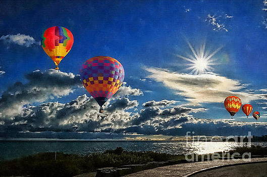 Balloon Rides by Andrea Kollo