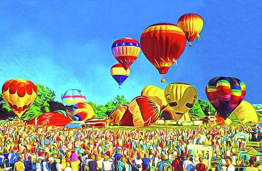 Dennis Cox - Balloonfest