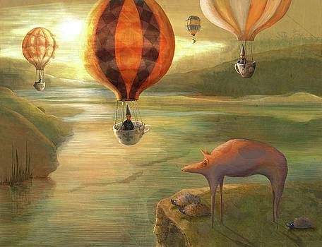 Ballooning by Catherine Swenson