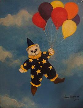 Balloons by Joan Barnard