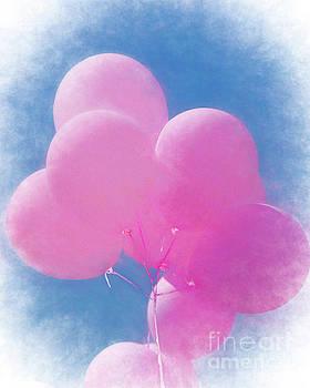 Balloons by Mellissa Ray