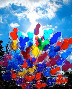 Balloons by Tracey McQuain