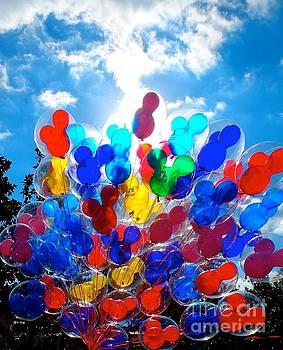 Tracey McQuain - Balloons