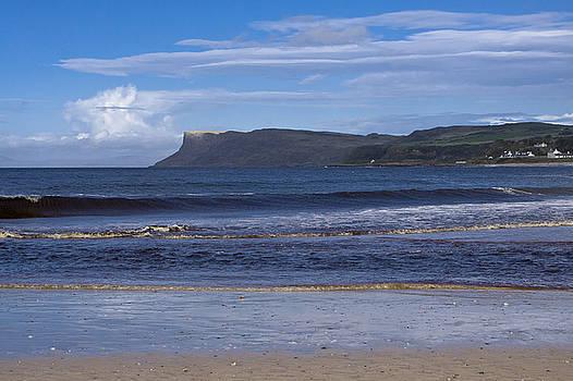 Ballycastle Beach by Trevor Buchanan