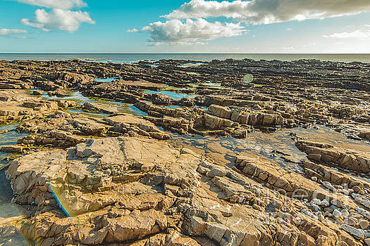 Marc Daly - Ballyquin rockpools