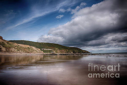 Ballyquin Strand 1 by Marc Daly