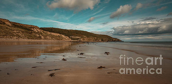 Ballyquin Strand 3 by Marc Daly