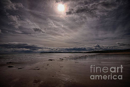 Ballyquin Strand 4 by Marc Daly