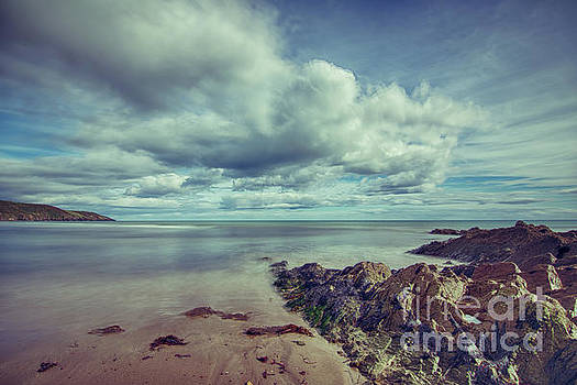 Ballyquin Strand 5 by Marc Daly