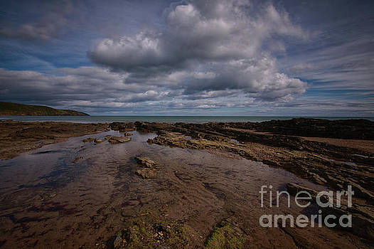Ballyquin Strand 6 by Marc Daly