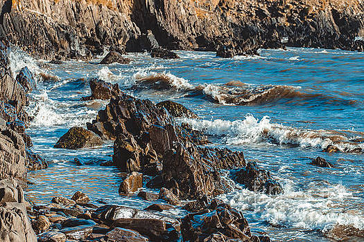 Marc Daly - Ballyvoyle beach Rocks
