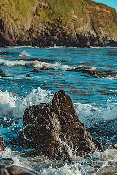 Marc Daly - Ballyvoyle rock splash