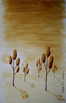 Baloon Trees by Maina  Kabiru