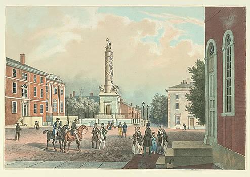 Ricky Barnard - Baltimore Battle Monument 1848