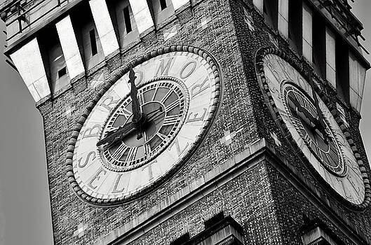 Baltimore Clock Tower by La Dolce Vita
