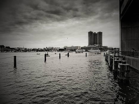 Baltimore Harbor by Valerie Morrison