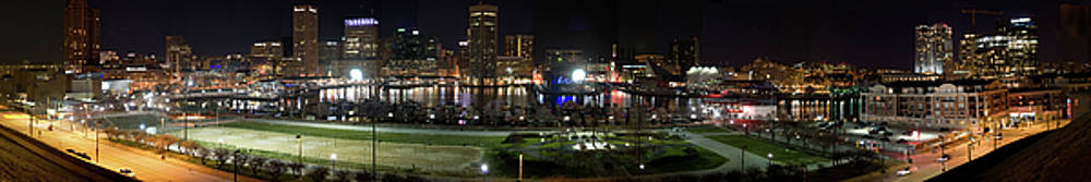 Baltimore Nights by Brent L Ander