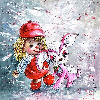 Miki De Goodaboom - Bambi And Bambola