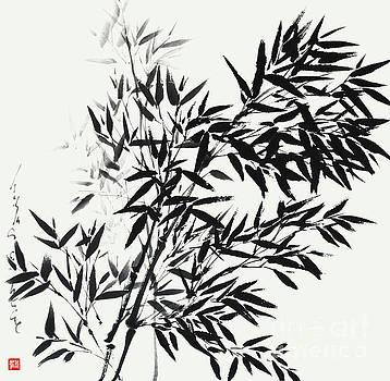 Bamboo Bending  by Nadja Van Ghelue