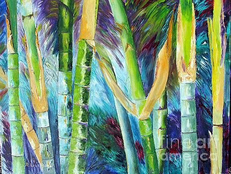 Bamboo Delight by Lisa Boyd
