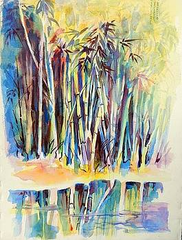 Bamboo Forest Chi by Caroline Patrick