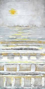 Bamboo Grey Rise by Kaata Mrachek