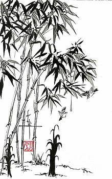 LINDA SMITH - Bamboo In Ink