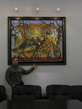 Bamboo sales man's dream by Kartashov Andrey