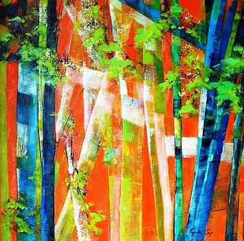 Bamboos by Fernanda Cruz