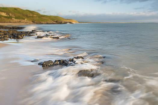 David Taylor - Bamburgh Waves