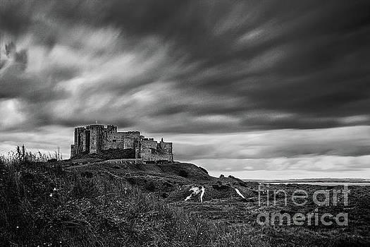 Bamburgh Castle by John Farnan