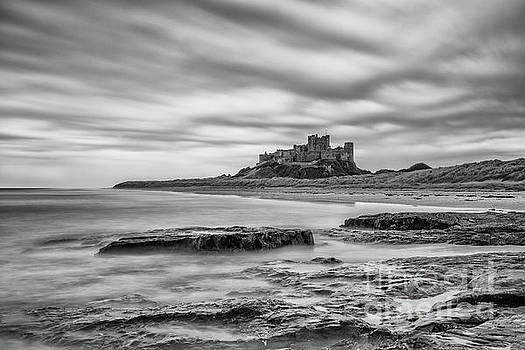 Bamburgh Castle by Roger Green