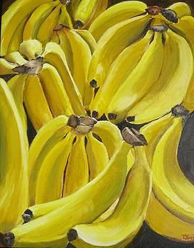 Bananas by Teresa Smith