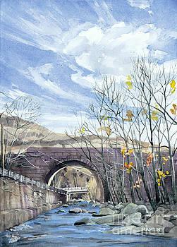 Bancroft Arch by Steve Hamlin