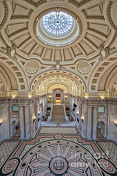 Bancroft Hall by Jerry Fornarotto