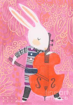 Cello Band Geek by Kate Cosgrove