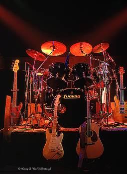 Band on Break by Larry Van Valkenburgh
