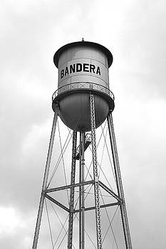 Art Block Collections - Bandera Texas Water Tower