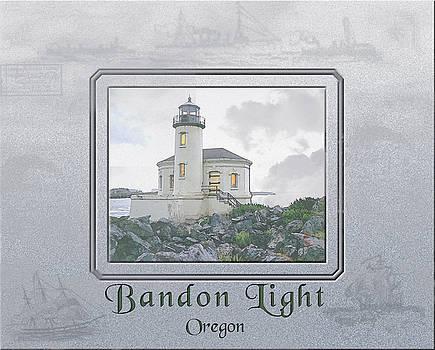 Bandon Light - Oregon by Patricia Whitaker