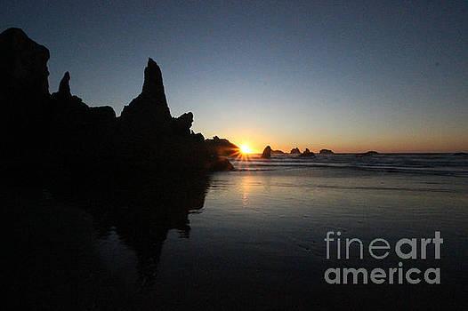 Jenny Revitz Soper - Bandon Sunset