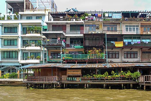 Bangkok Apartments by Ehab Amin