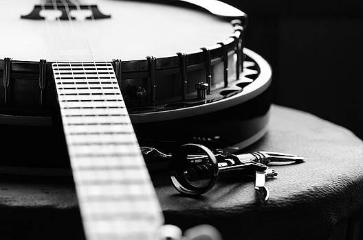 Banjo 1 by Jarmila Gorman